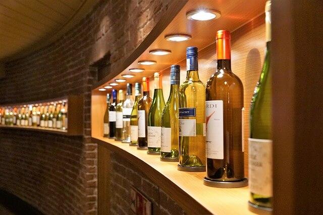 los mejores botelleros para bares