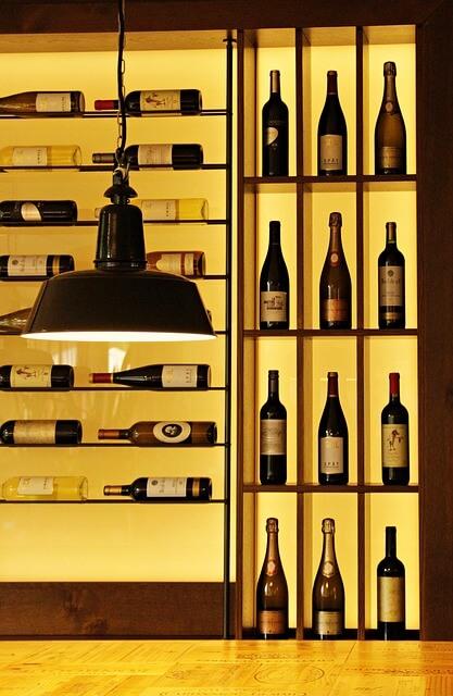 botelleros de vino